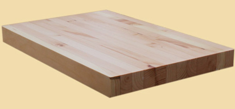 Delicieux Knotty Pine Wood Countertops