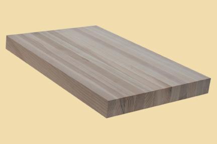 hardwood butcher block