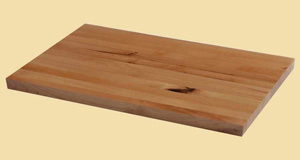 Knotty Alder Wood Butcher Block Countertops