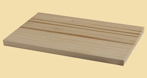 Poplar Wood Butcher Block Countertops