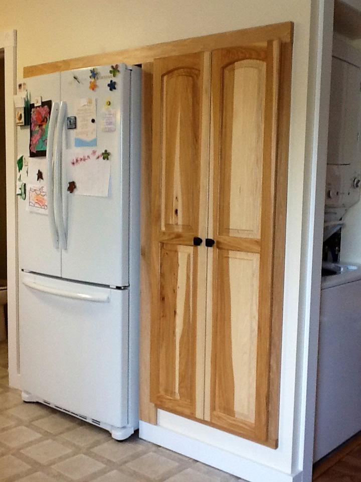 Door Kitchen Counters : Photo gallery butcher block countertops stair parts