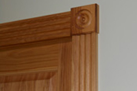 Hickory Casing Moulding