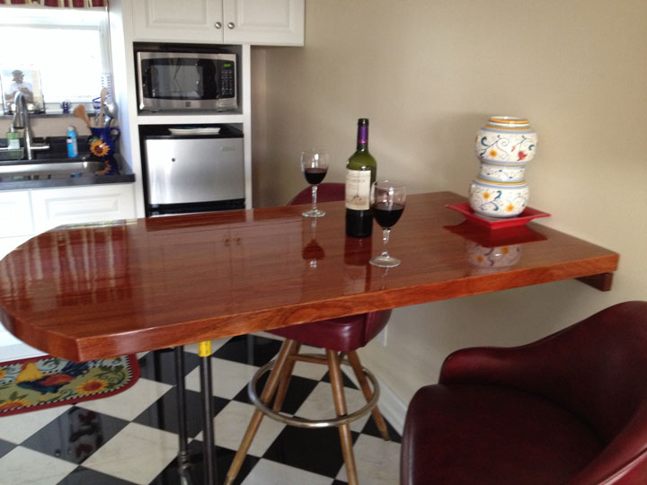 mahogany butcher block countertops country mouldings. Black Bedroom Furniture Sets. Home Design Ideas