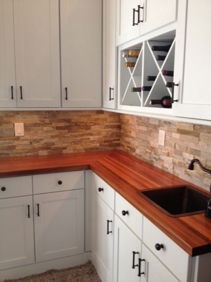 butchers block countertop prices cherry butcher cost per square foot countertops rochester mn