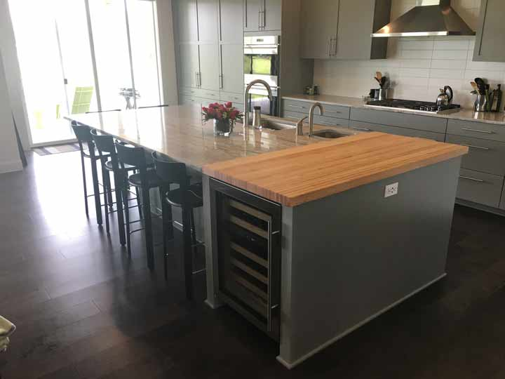 Best Finish For Butcher Block Countertop: Photo Gallery - Butcher Block Countertops
