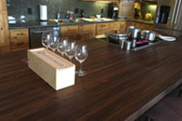 Prefinished Walnut Butcher Block Countertop