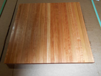 Prefinished American Cherry Butcher Block Countertop