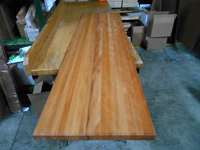 Prefinished Beech Butcher Block Countertop