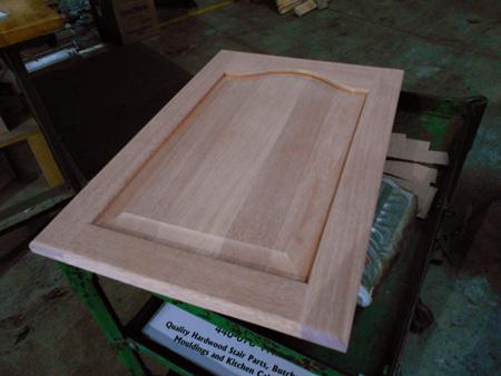 Photo gallery production pictures of butcher block countertops mahogany kitchen cabinet door planetlyrics Gallery