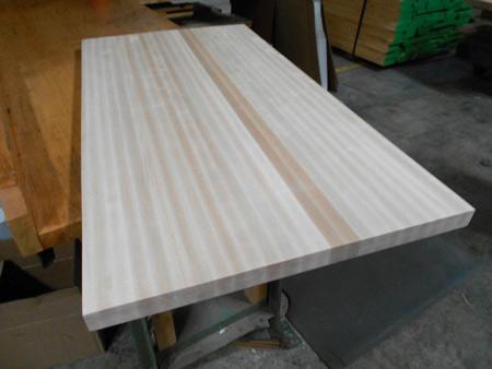 Maple Butcher Block Countertop