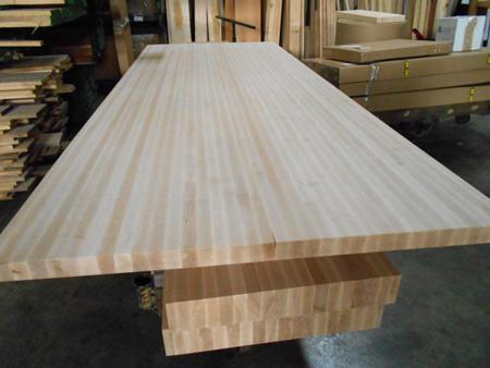 Amazing Maple Butcher Block Countertop