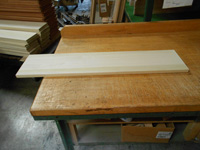 Poplar Butcher Block Countertop