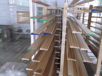 Prefinished Wood Moulding