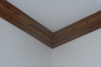 Prestained Red Oak Casing Moulding