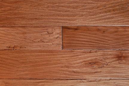 american cherry hand scraped hardwood flooring - Hand Scraped Hardwood