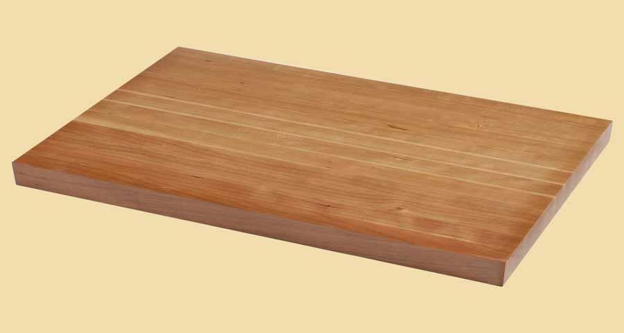 Custom Size American Cherry Butcher Block Countertop