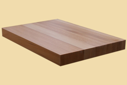 custom size beech butcher block prefinished quote and