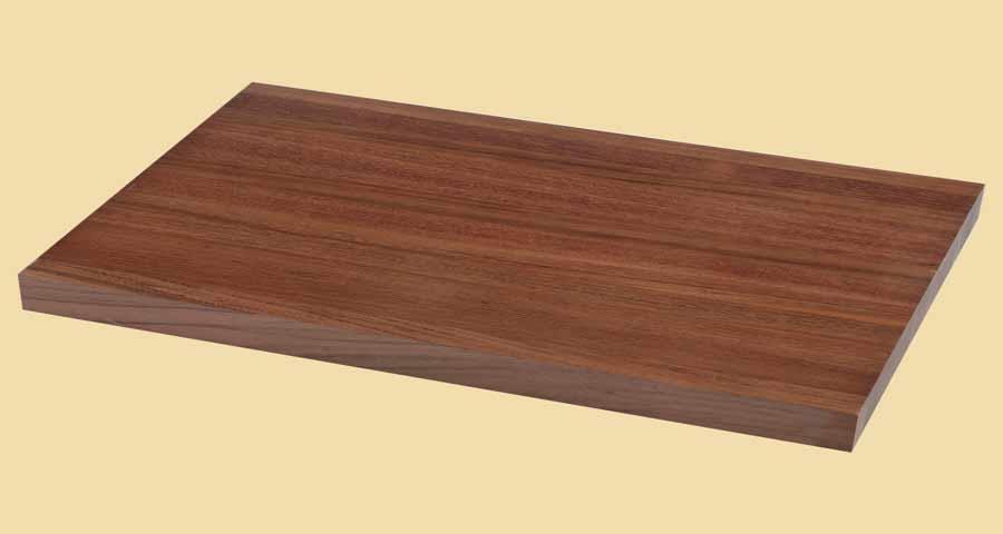 Brazilian Cherry Wood Butcher Block Countertop