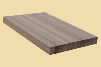 12 X 30 Red Oak Butcher Block Countertop